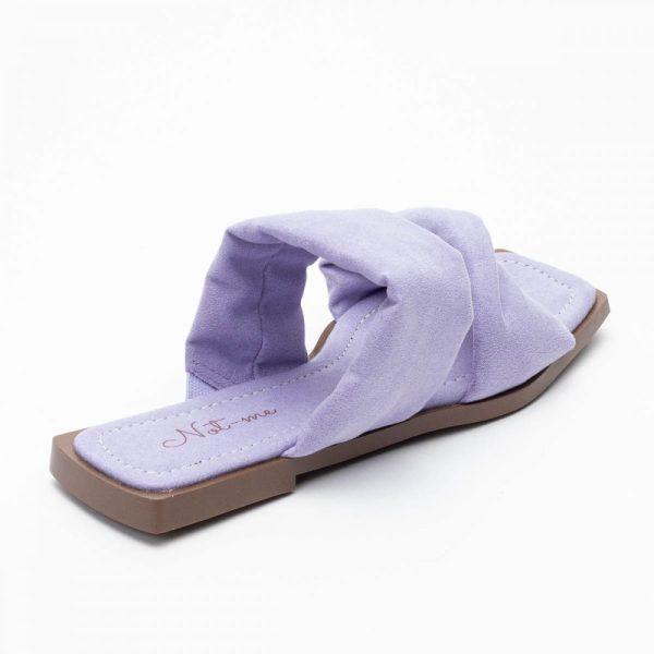 Sandália rasteirinha salto taça plataforma Calçado Feminino Loja Online not-me shoes atacado varejo brusque ecommerce (202)