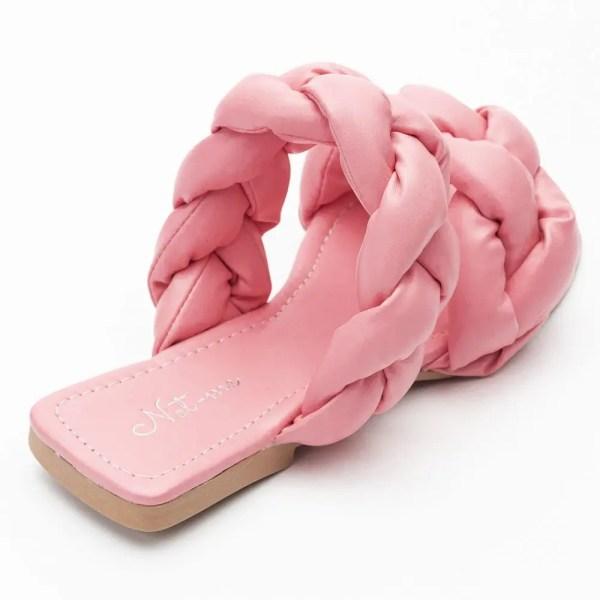 Sandália rasteirinha salto taça plataforma Calçado Feminino Loja Online not-me shoes atacado varejo brusque ecommerce (93)