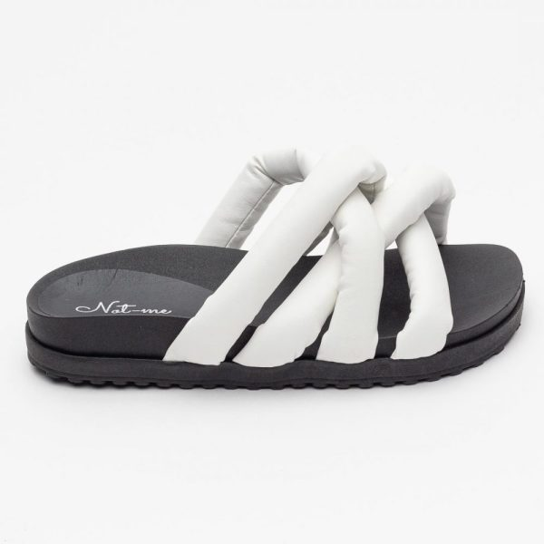 Sandália rasteirinha plataforma Calçado Feminino Loja Online not-me shoes atacado varejo brusque ecommerce (2)