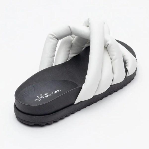Sandália rasteirinha plataforma Calçado Feminino Loja Online not-me shoes atacado varejo brusque ecommerce (3)