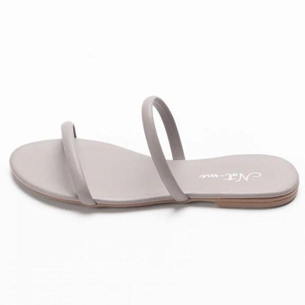sandalia rasteirinha calçados sapato feminino site online notme shoes comprar tamanco tênis mule papete