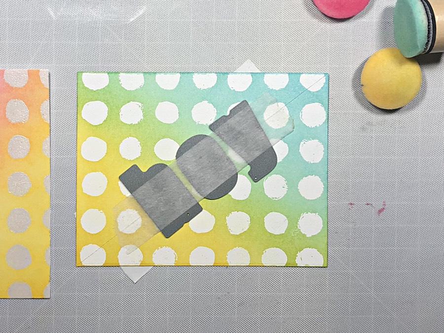 Altenew Watercolor Dots