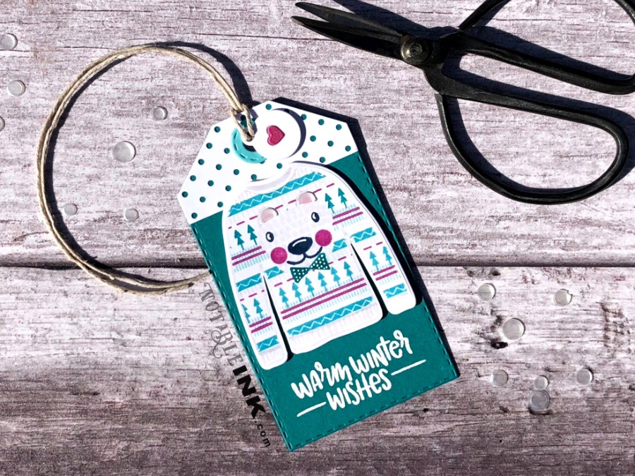 Cozy Critter Gift Tags