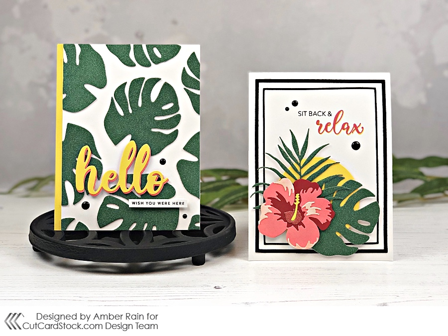 Travel Poster Cards | CutCardStock.com