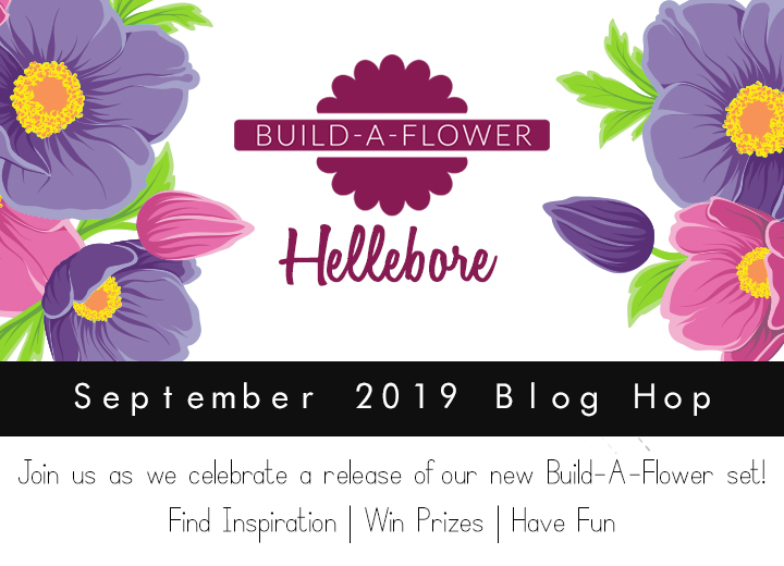 Altenew Build-A-Flower: Hellebore Release Blog Hop + Giveaway