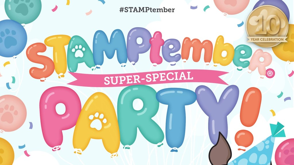 Simon Says Stamp STAMPtember Party