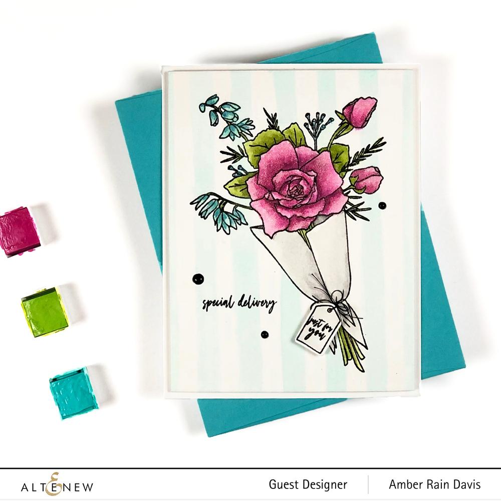 Altenew Breezy Bouquet