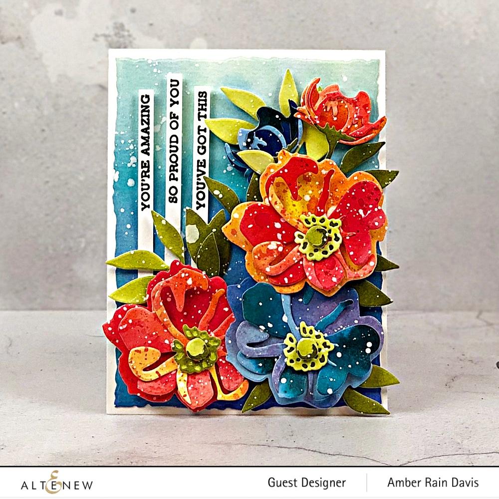 Favorite 3D Die Card