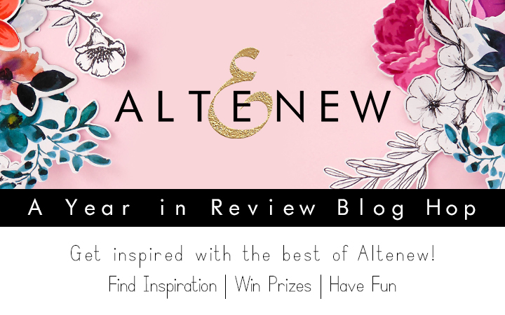 Altenew A Year in Review