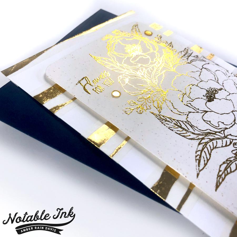 Altenew Golden Stream Washi Tape