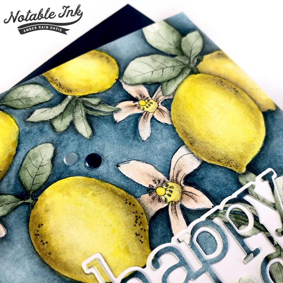 Alex Syberia Lemon Blossoms