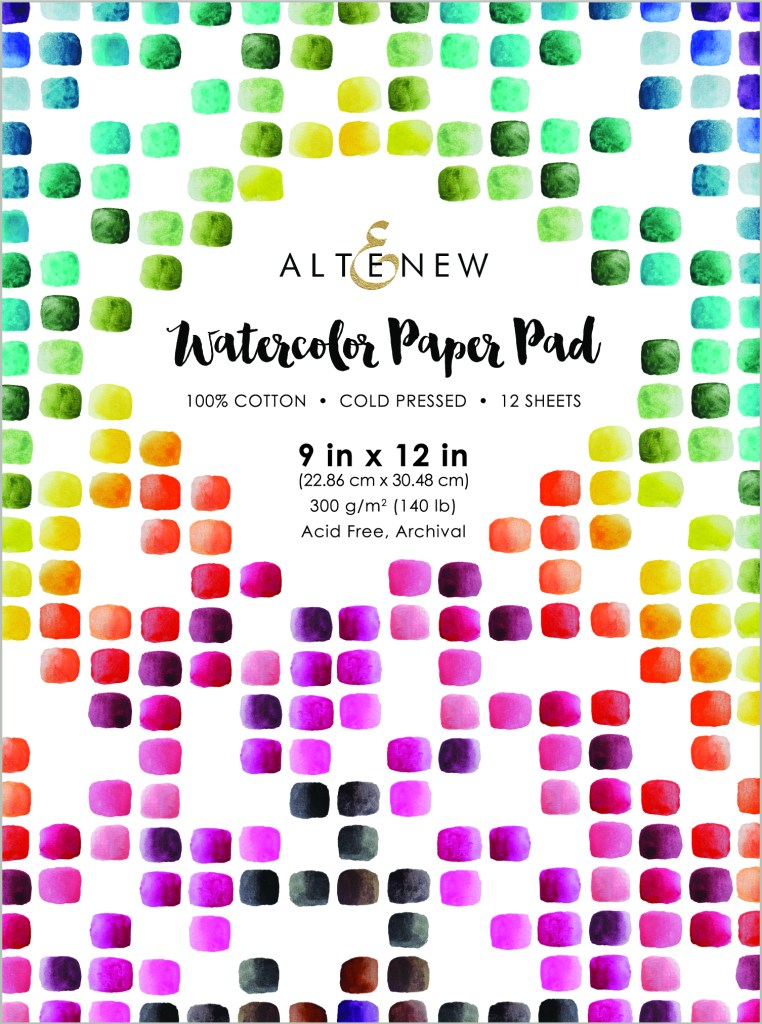 Altenew Watercolor Paper Pad