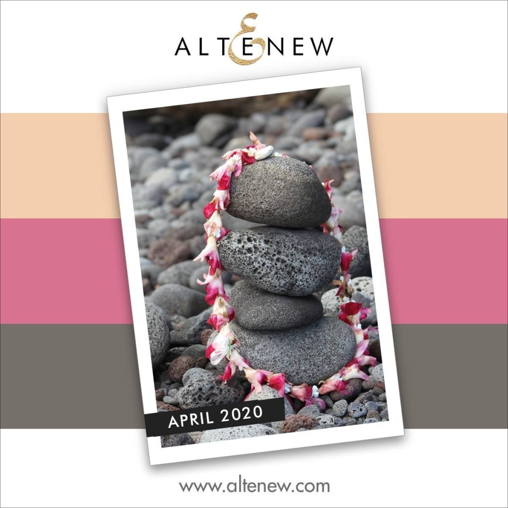 Altenew April 2020 Inspiration Challenge