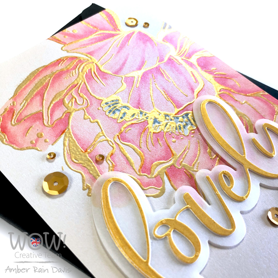 WOW! Gold Pearl Embossing Powder
