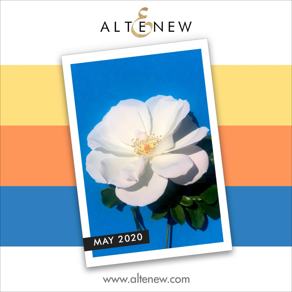 Altenew May 2020 Inspiration Challenge