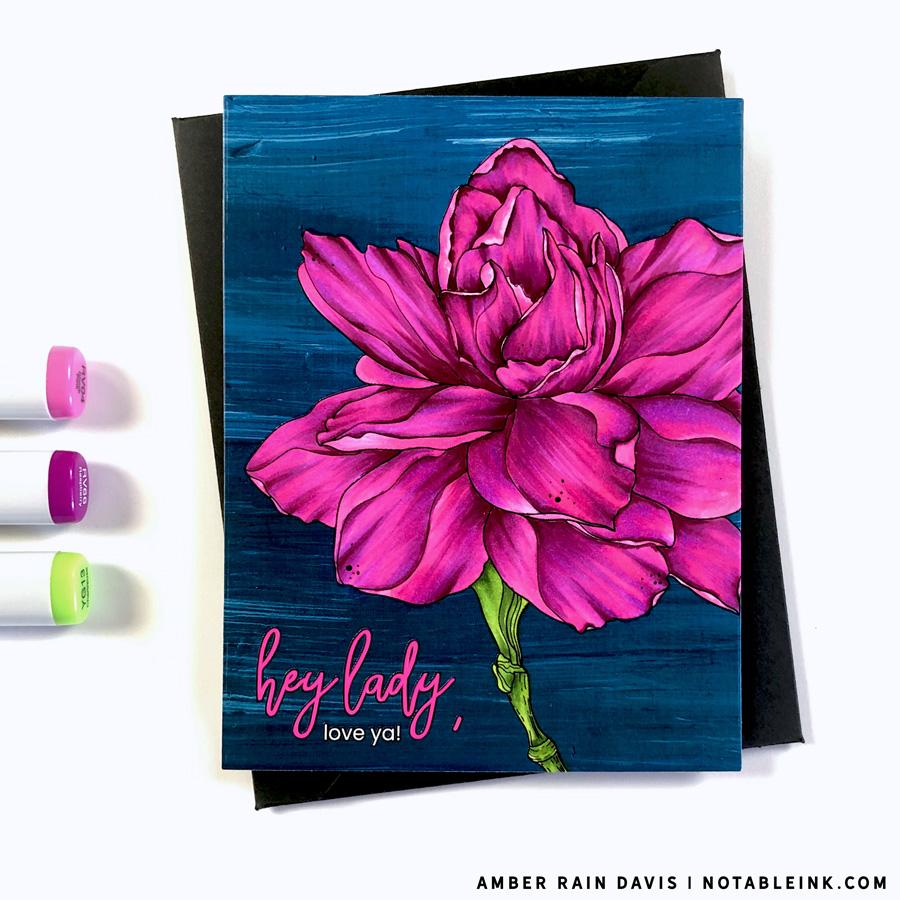 Alex Syberia Shock Pink Sweet Gardenia