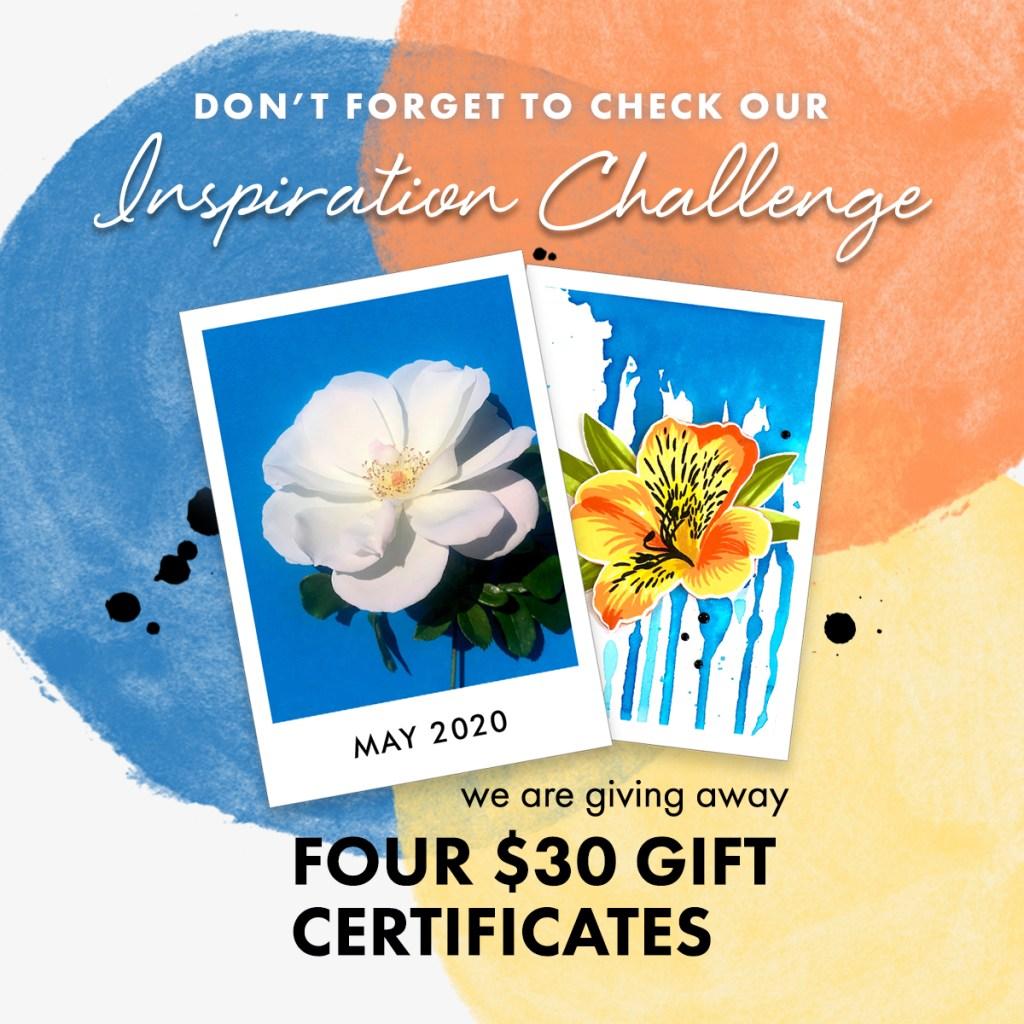 Altenew Inspiration Challenge