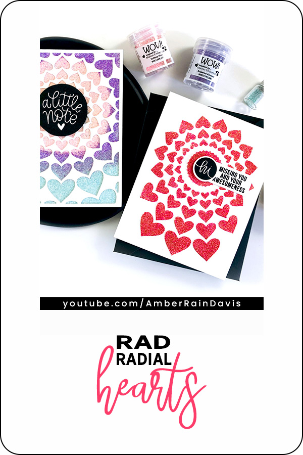 Pinterest | Rad Radial Hearts