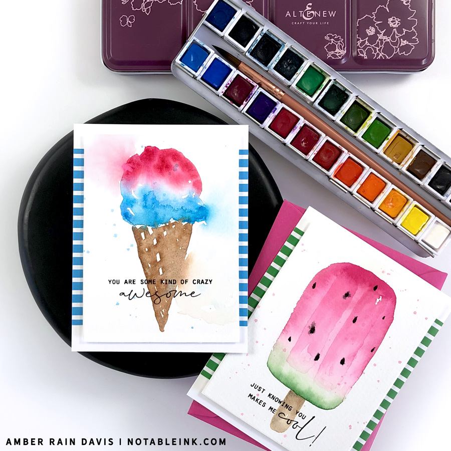 Must Try Easy Watercolor Cards