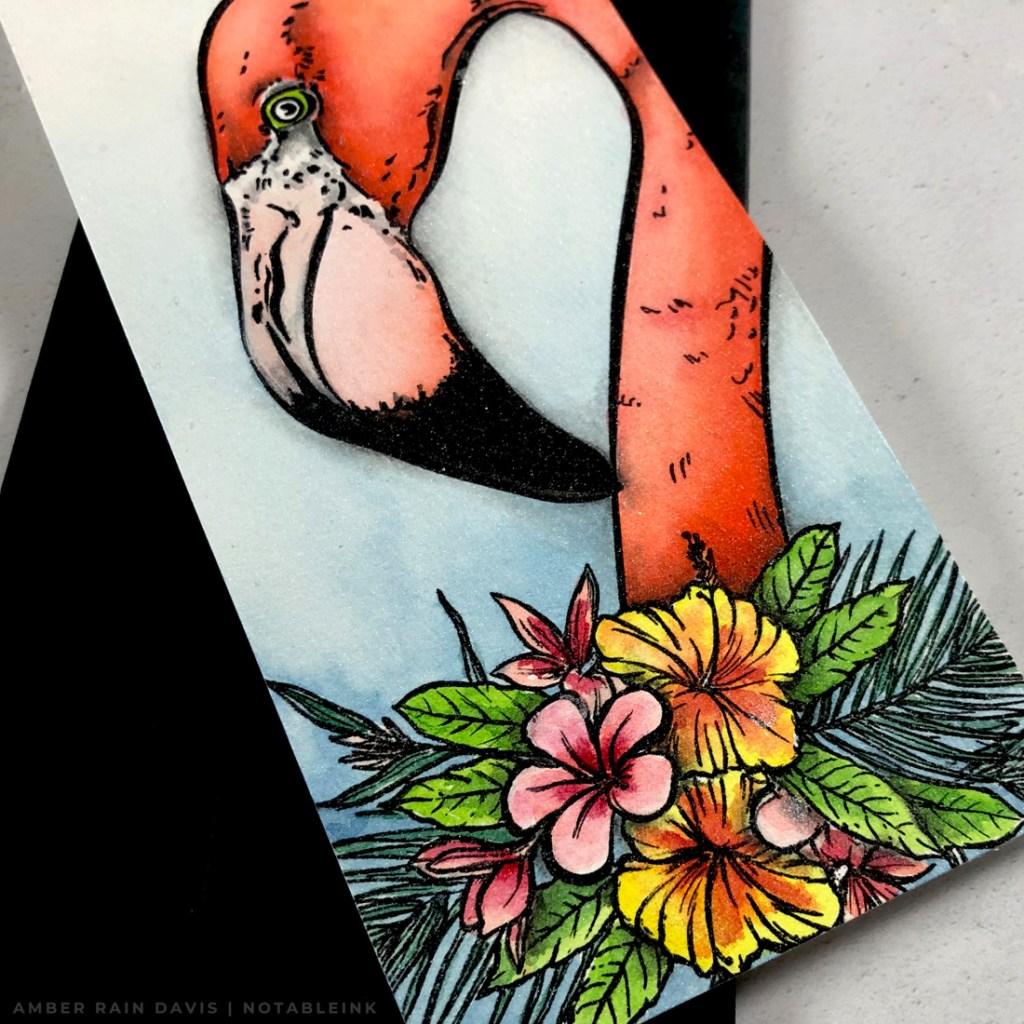 Flaming Watercolor