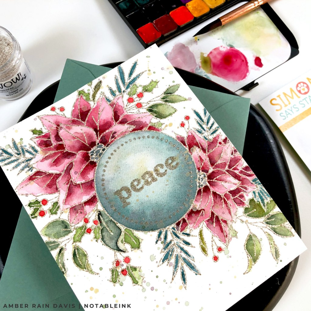 Amazing Watercolor Cards By Mixing Colors
