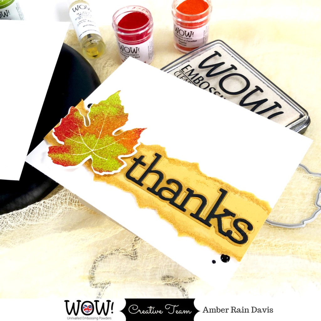 Vibrant Thanksgiving Cards