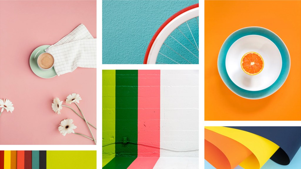 Complementary Color Design Ideas