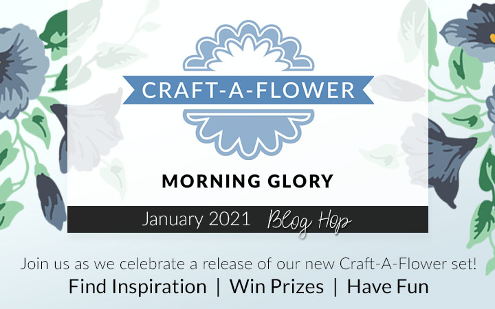 Altenew Craft-A-Flower Morning Glory
