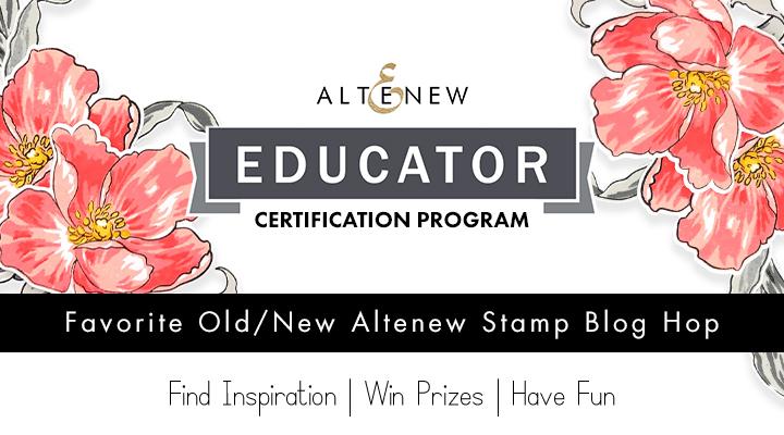 Altenew Educator Hop