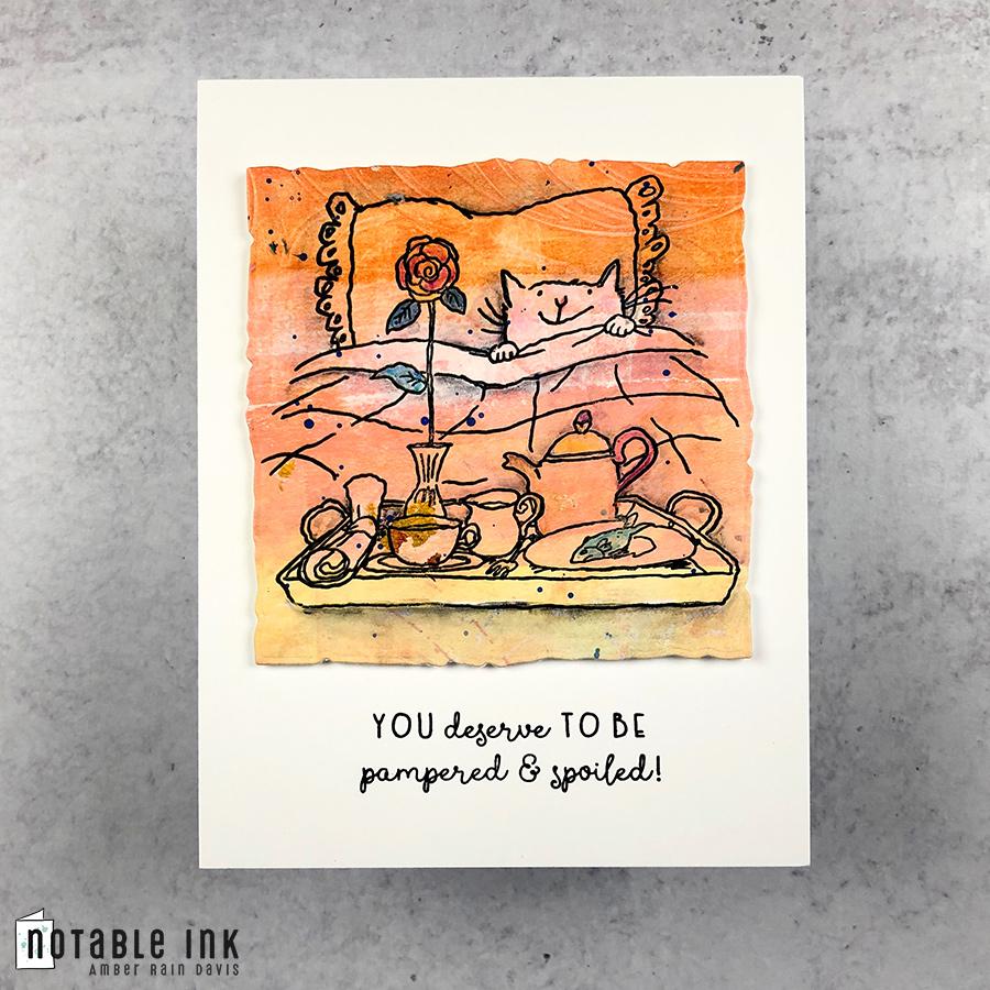 Colorado Craft Company For Mom Stamp Set