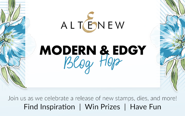 Altenew Modern & Edgy Release