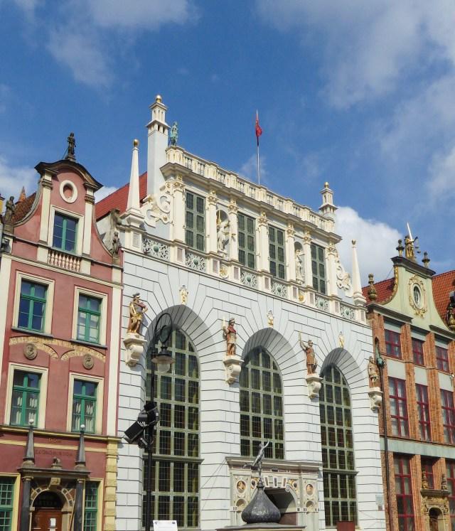 Artus Court Dlugi Targ Gdansk Poland