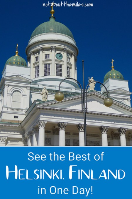 Discover the best things to see and do in Helsinki, Finland, in just one day! From the elegant Helsinki Cathedral to the thriving Design District, there's a lot to do in Helsinki!