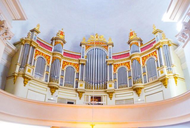Organ, Helsinki Cathedral, Helsinki, Finland