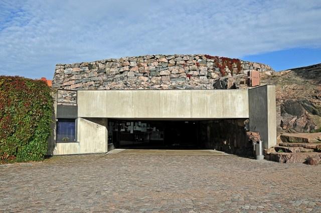 Rock Church Helsinki Finland