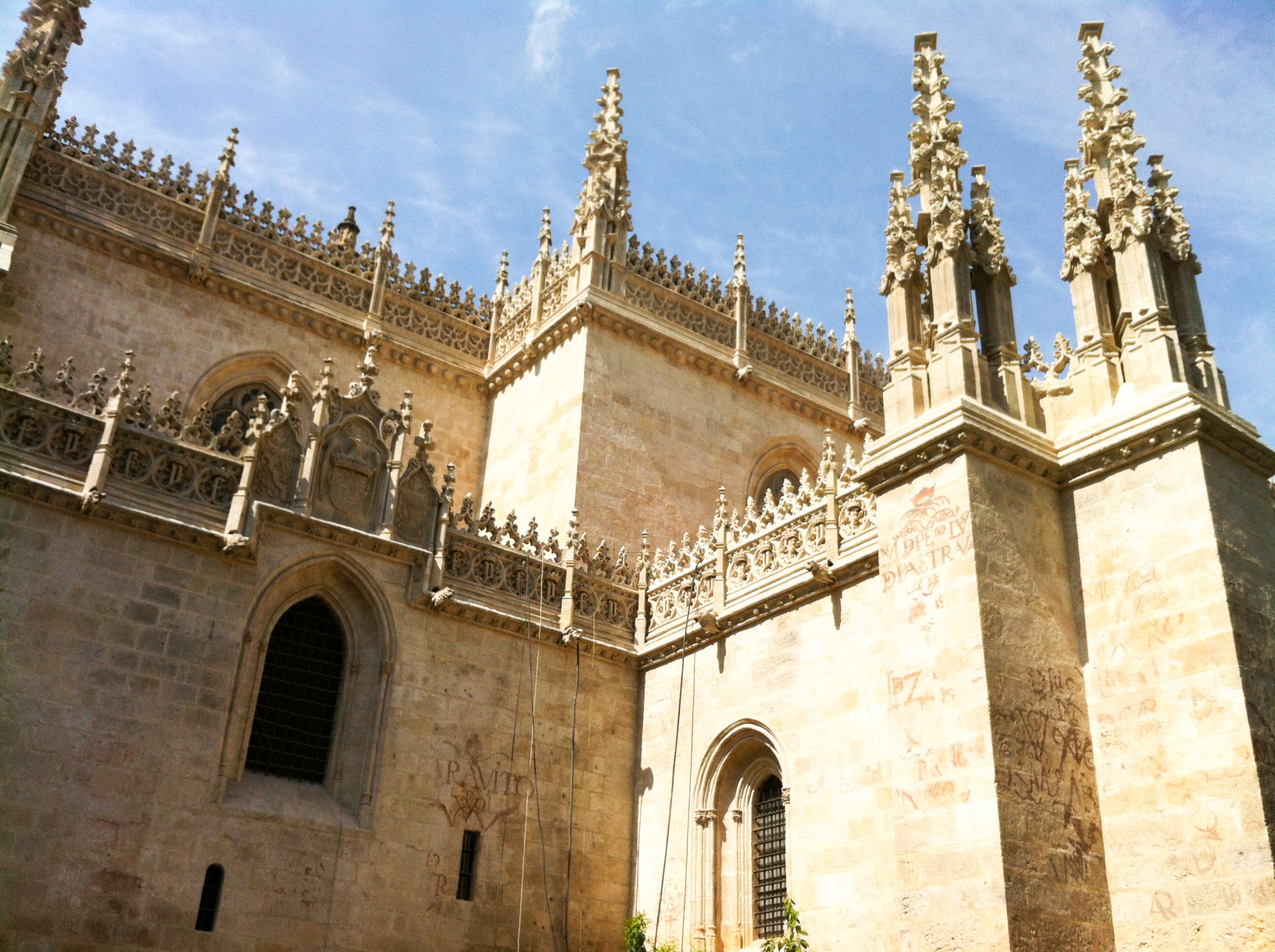 What to see in granada spain