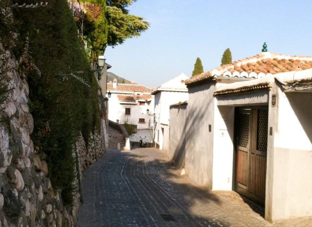 Albaicin Granada Spain