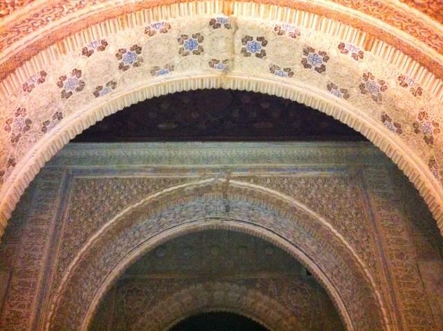 Nasrid Palaces Alhambra Granada Spain Night Tour