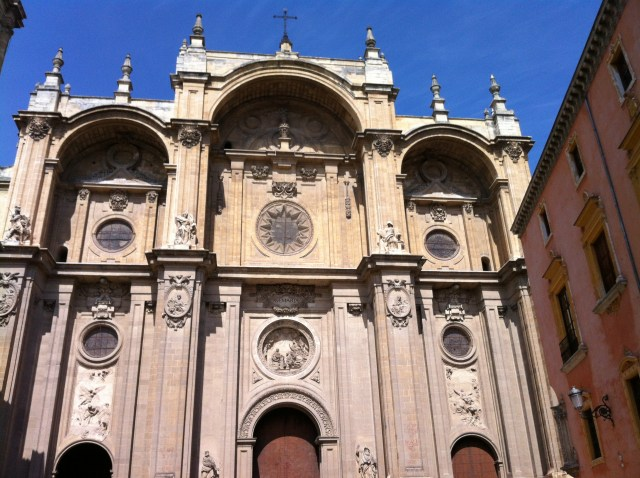 The Granada Cathedral Spain