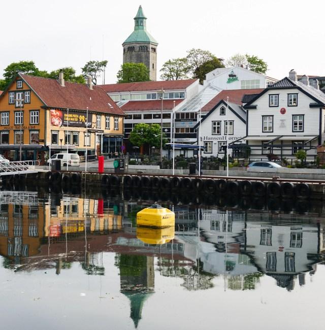 Stavanger Harbor Norway