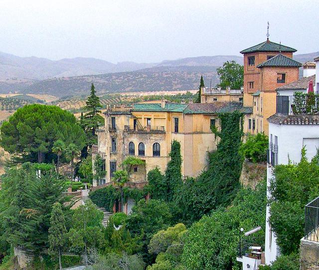 Casa del Rey Moro Ronda Spain