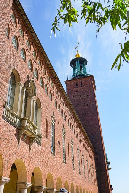 City Hall, Stockholm, Sweden