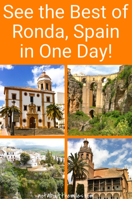 Discover the best things to do in beautiful Ronda, Spain! Made for photography, Ronda's bridge and stunning views will charm you. Ronda is a white village of Andalusia you have to visit!