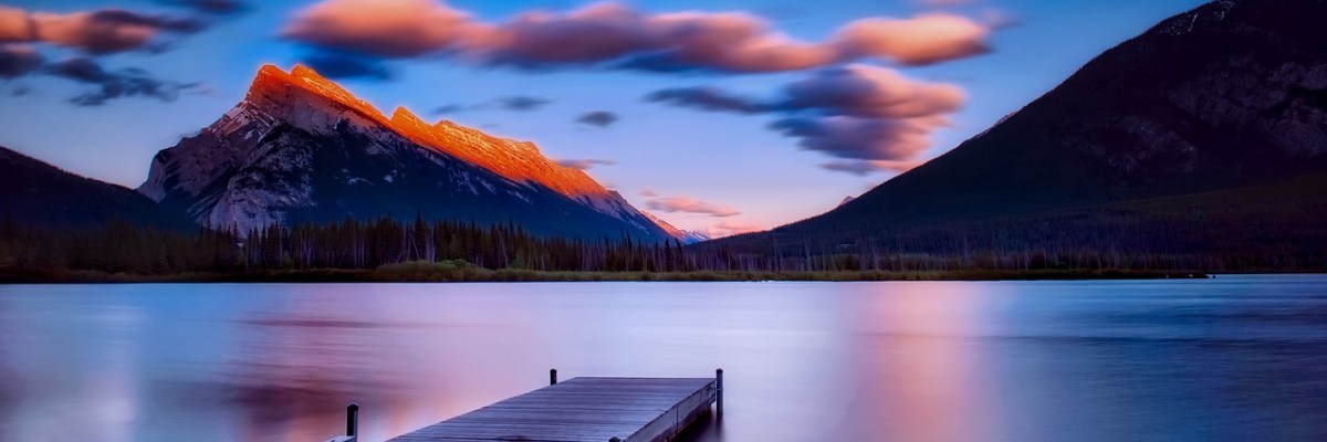 The Best Lakes in Canada in and around Banff National Park