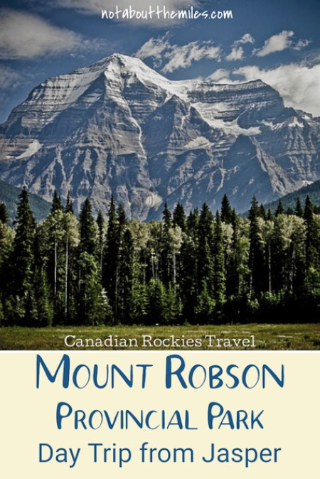 Discover fun things to do at Mount Robson Provincial Park in British Columbia on a day trip from Jasper! From Mount Robson to Moose Lake and lots of stunning waterfalls and hikes, you can have a great day out in the Canadian Rockies.