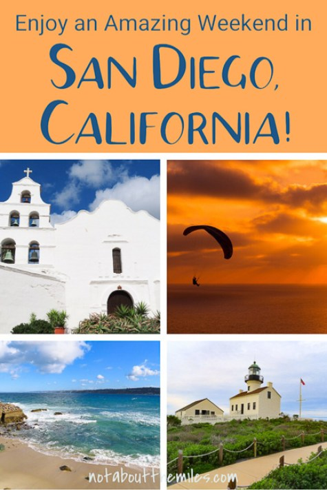 From hiking to sunsets and beaches to Balboa Park, there's a ton of things to do in San Diego, California! Discover Little Italy, the Gaslamp District, La Jolla, and more on a fun trip to America's Finest City!