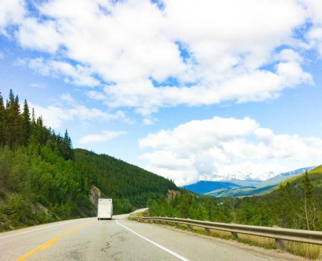 Yellowhead Highway Canada