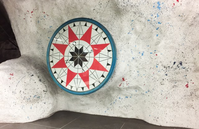 Compass Fridhemsplan Station Stockholm