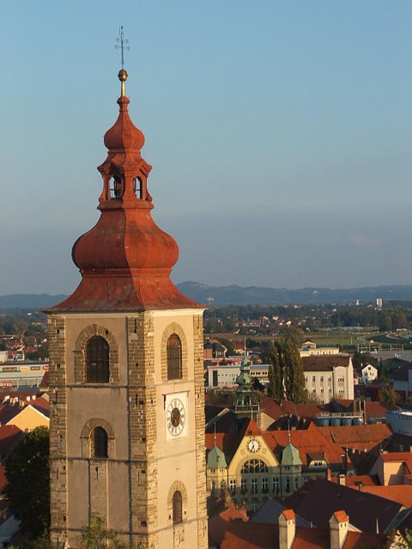 Ptuj City Tower Slovenia