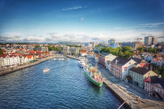 Stavanger, Norway, deserves a spot in any Scandinavia itinerary!